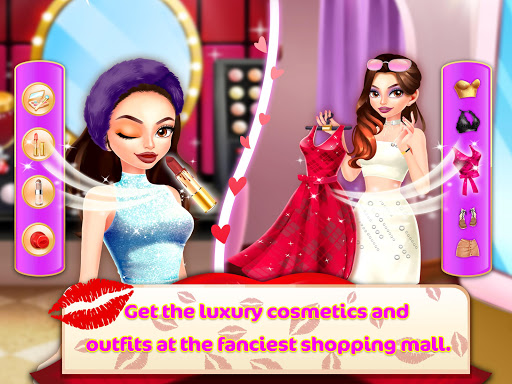 Rich Mall Girl Shopping: Fashion Stylist & Dressup 1.0 screenshots 12
