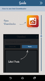 Downloader for Instagram: Photo & Video Saver Screenshot