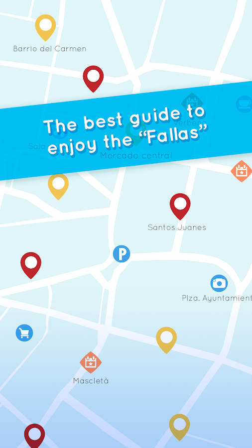 Fallas 2018 (Official App)- screenshot