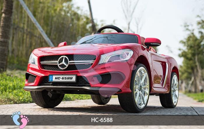Xe ô tô điện cho bé Mercedes HC-6588 4
