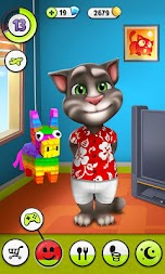 My Talking Tom APK screenshot thumbnail 4