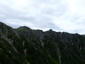 中岳や宝剣岳