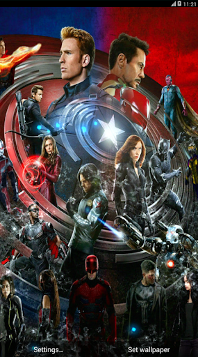 Avengers Infinity War Live Wallpaper Hd Apk Download Apkpure Co