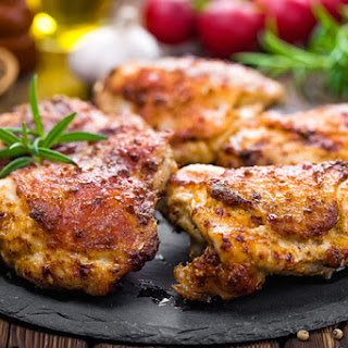 Easy Grilled Lemon Chicken Thighs with Fresh Herbs Recipe