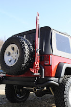 Photo: AEV rear bumper w/ a  High Lift Jack mount