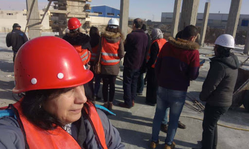 Clear criminal record: a document denying engineers in Homs job opportunities