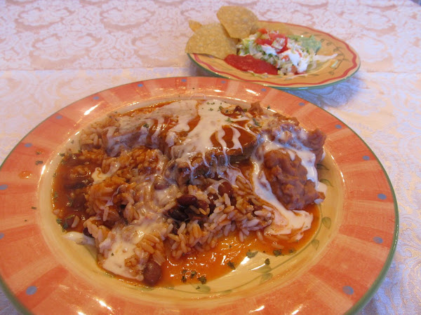 Jamie's Crock Pot Mexican Pork Chops Recipe