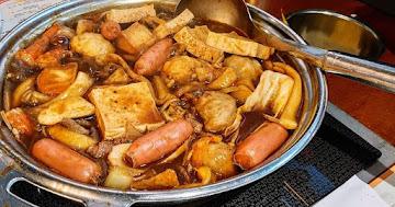 兩餐 韓國年糕火鍋