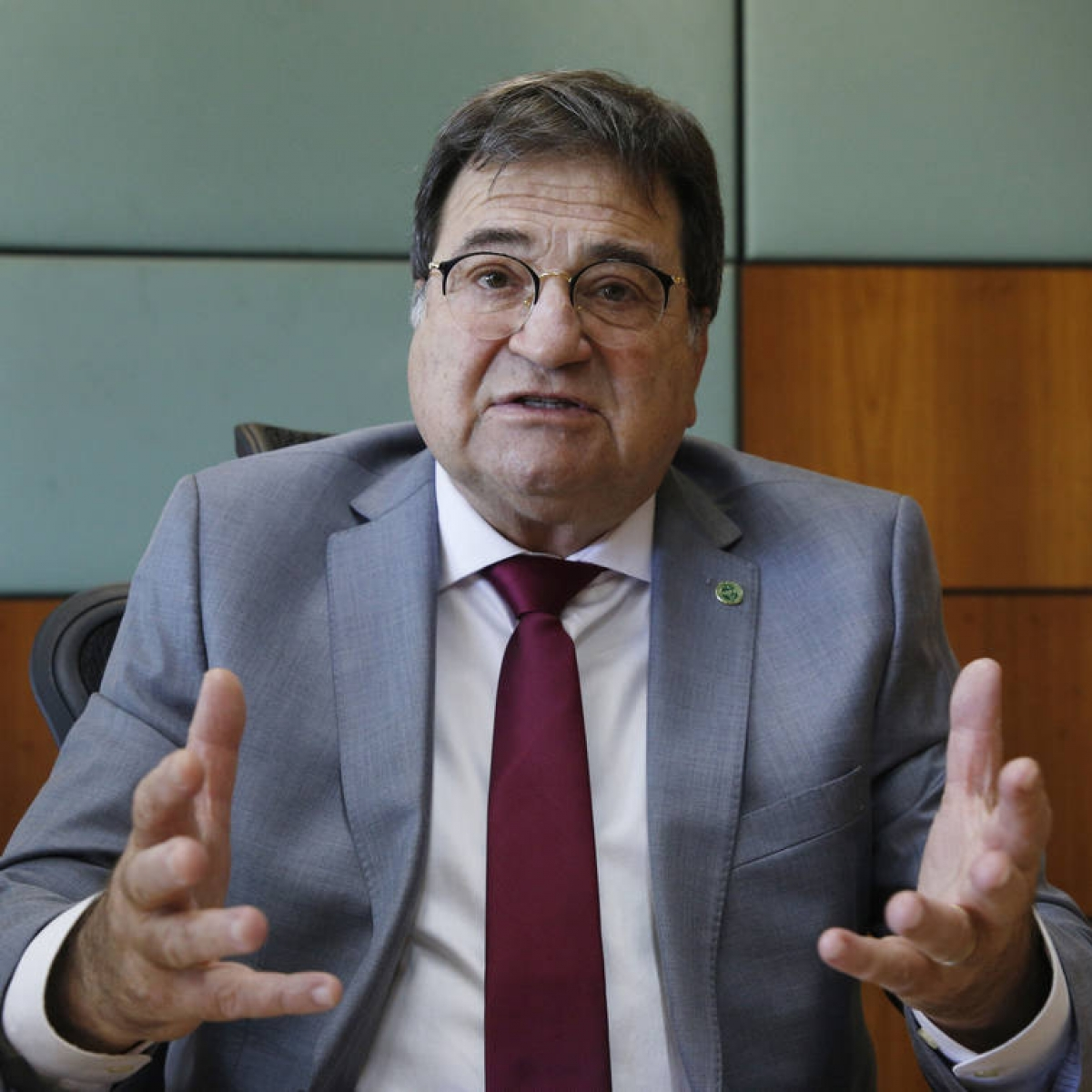Deputado federal Cesar Hanna Halum (Republicanos-TO), licenciado para assumir a SPA/Mapa, coordenará o Comitê de Crise. (Fonte: Estadão/reprodução)