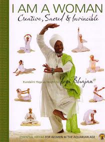 I am a woman: Creative, Sacred & Invincible, Essential Kriyas- bok