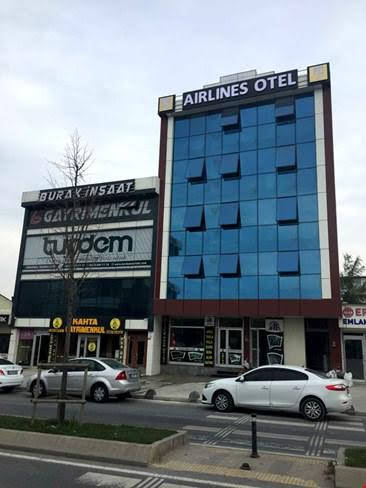FRT Airlines Otel