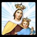Virgen del Carmen. Novena icon