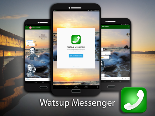 Watsup Messenger for PC