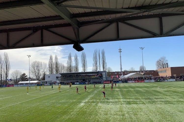 Première mauvaise nouvelle pour le FC Liège avant la reprise