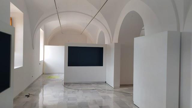 Espacio que albergará el museo.