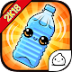 Bottle Flip Evolution - 2k18 Idle Clicker Game