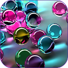 BALLS HD Live Wallpaper icon