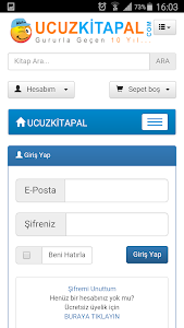 Ucuzkitapal screenshot 2