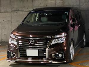 エルグランド TE52 250 Highway STAR Premium Urban CHROME 2019のカスタム事例画像 aK a.k.a 狂チャンさんの2020年06月22日17:48の投稿