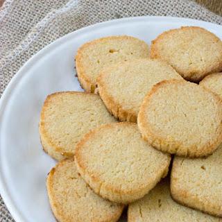 Sugar Free Grain Free Vanilla Wafers