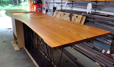 Photo: these are english elm http://dorsetcustomfurniture.blogspot.com/2011/07/couple-of-restaurant-tables.html