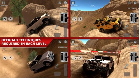 Download OffRoad Drive Desert v1.0 Apk Full + Obb Data for Android