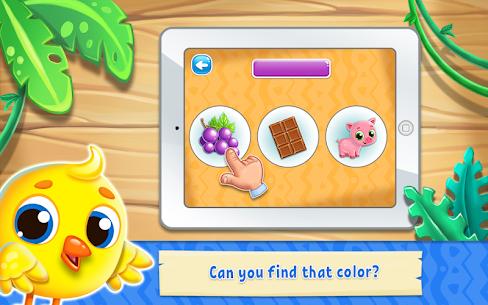 تعلم الألوان للأطفال 5