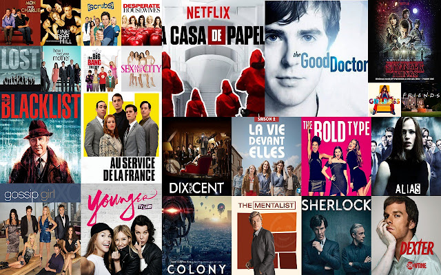 site streaming serie