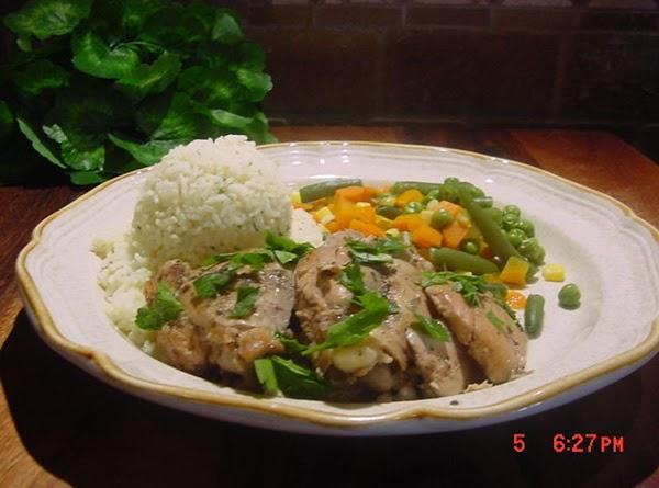 Crocked Chicken Recipe
