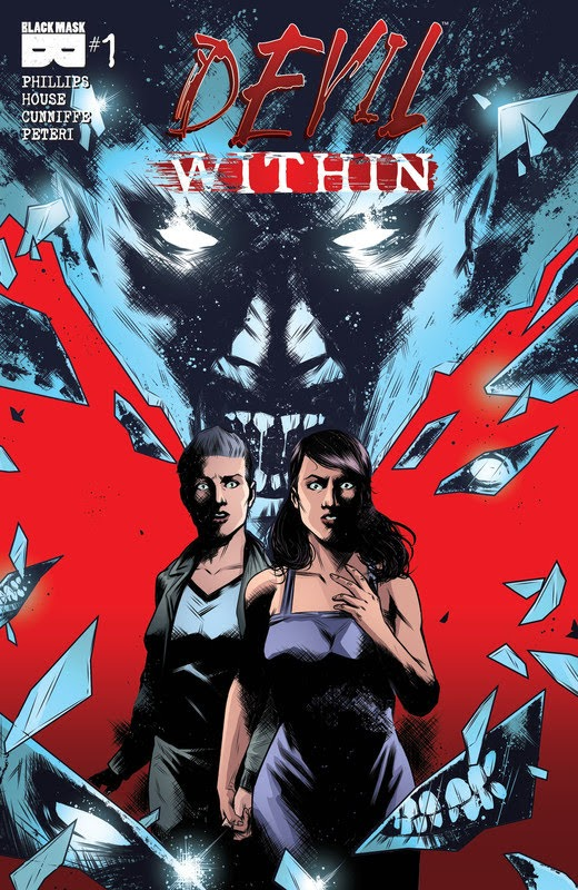 Devil Within (2018) - complete