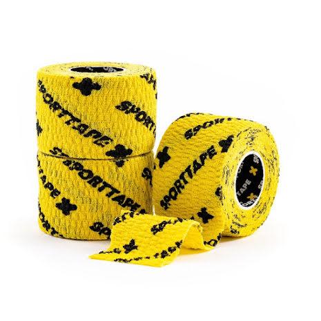 Sporttape Thumb Tape 3,8cm x 4,5m - Gul