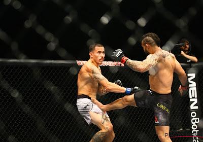 UFC in Florida: Vera legt het af tegen Yadong, Overeem wint main event én nog een thriller er bovenop