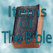 Items Of The Bible Freebee