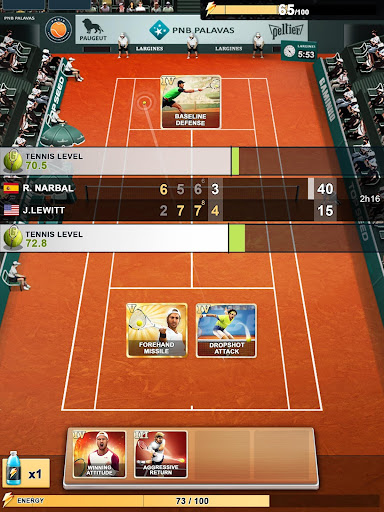 TOP SEED Tennis: Sports Management & Strategy Game 2.34.7 screenshots 15