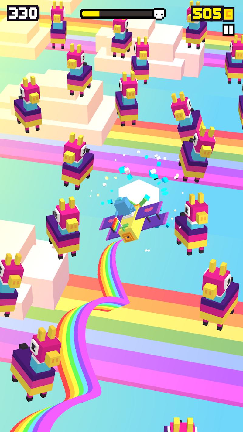 Shooty Skies - Arcade Flyer Screenshot 1