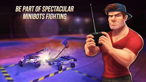 Robot Fighting 2 - Minibots 3D for PC