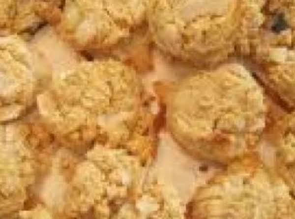 Coconut Macadamia Cookies Recipe