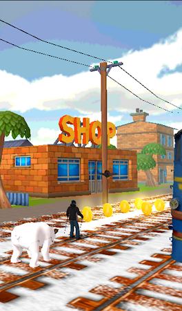 Skating Subway Surfers 1.0.1.5 screenshot 485251