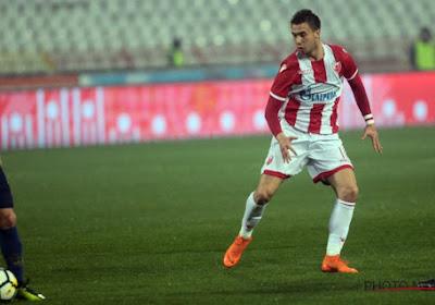 Anderlecht a offert 800.000 euros pour ce talent serbe