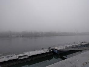 Photo: Getting foggy again.