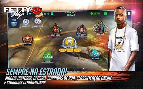 Fetty Wap Nitro Nation Stories Screenshot