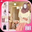 Hijab Fashion Photo Maker icon
