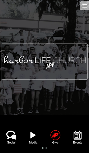 HarborLife church app
