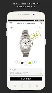 ROLEX - OFFICIAL BOB'S WATCHES- screenshot thumbnail