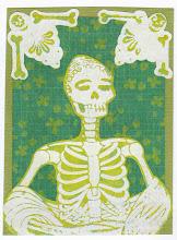 Photo: Wenchkin's Mail Art 366 - Day 168, card 168a