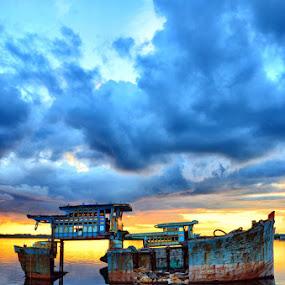 by Pras Manan - Landscapes Sunsets & Sunrises