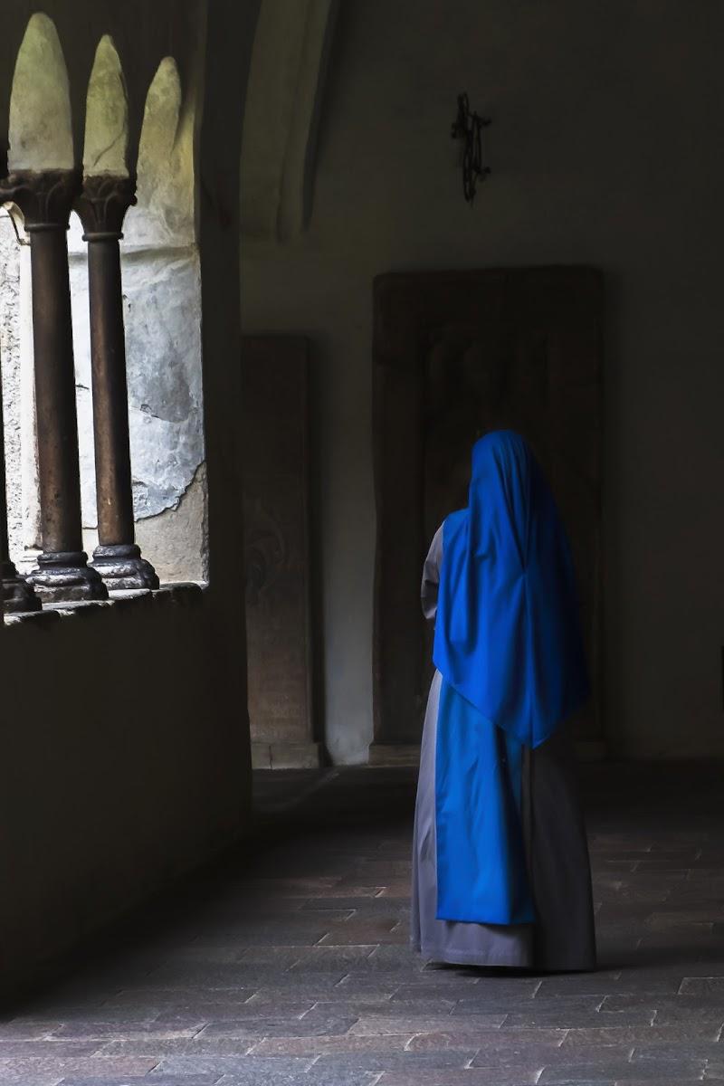 Blu...in silenzio  di stefanogaleotti