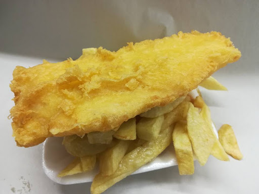 OAP Cod & Chips