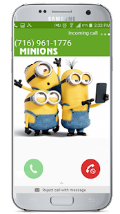 Call From Minions for PC-Windows 7,8,10 and Mac apk screenshot 4