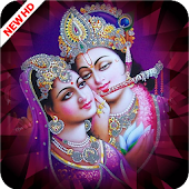 Lord Radha Krishna HD Wallpapers Android APK Download Free By Vsoft Infotech
